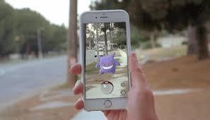 Pokémon Go Realidad Aumentada